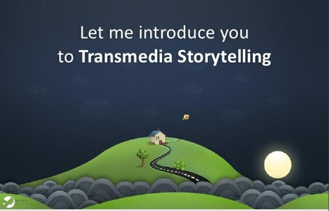 Transmedia Storytelling: a presention by Patrick Möller | i-docs | Interactive Documentary (i-Docs) | Scoop.it