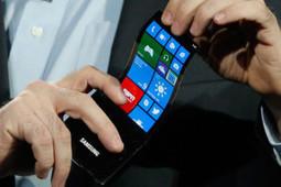 INNOVATION : Ecrans flexibles : Samsung lance un concours pour trouver de nouvelles idées | DS Technological Innovation News Flash N°38 | Scoop.it