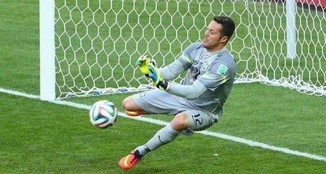 World Cup hosts Brazil celebrates Penalty hero Cesar | Latest News | Scoop.it