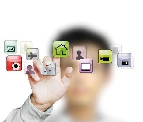 La consommation des médias intéractifs décryptée par l'IAB | Mobile & Magasins | Scoop.it