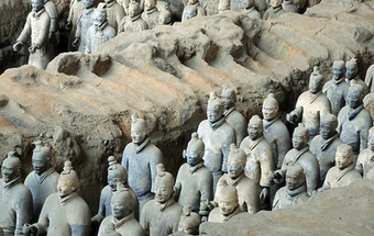China unearths ancient palace ruins: state media | World History in Social Studies | Scoop.it