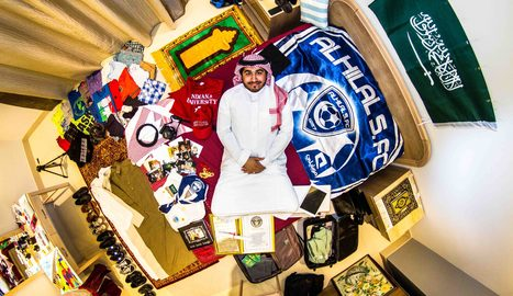 Photos of millennials' bedrooms around the world are a peek into global youth culture | AP Human Geography | Scoop.it