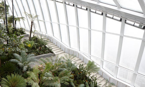 Londres : Un jardin culminant à 160 mètres de haut, a été inauguré hier | Actu de l'Aménagement Urbain | Scoop.it