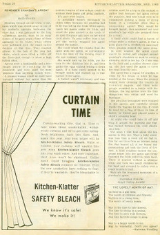 Things Your Grandmother Knew: Remember Grandma's Apron? | Vintage Living Today For A Future Tomorrow | Scoop.it