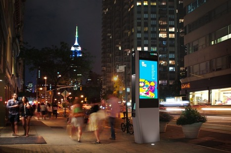 New York City unveils the pay phone of the future—and it does a whole lot more than make phone calls | MyRoundUp | Scoop.it