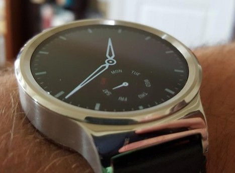 Hands-on with the Huawei Watch: An elegant round Android Wear smartwatch for Android and iOS users   Consumer Priority Service   Tech News   Scoop.it