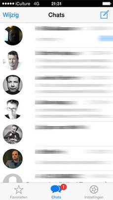 WhatsApp mag alles met je profielfoto doen - iPhoneclub.nl | Mediawijs worden? | Scoop.it