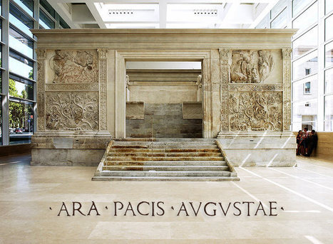 AWOL - The Ancient World Online: Ara Pacis Augustae Online | Mundo Clásico | Scoop.it