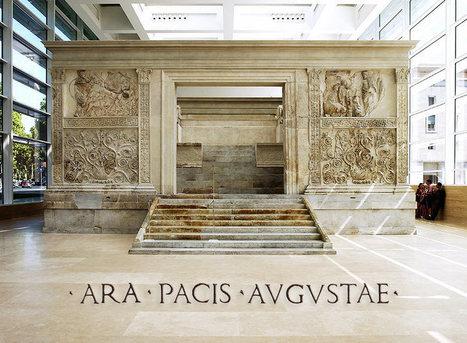 Ara Pacis Augustae Online | Veille pédagogie numérique | Scoop.it