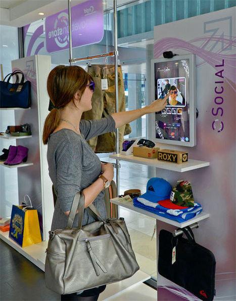 Cegid Innovation Store 2 : ce que nous réservent les magasins du futur | Social Media Curation par Mon-Habitat-Web.com | Scoop.it