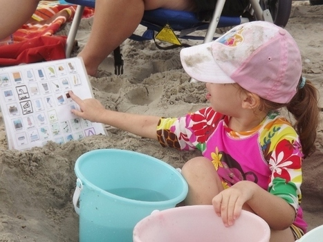 Uncommon Sense: Beach Trip (and AAC on the road) | Communication and Autism | Scoop.it