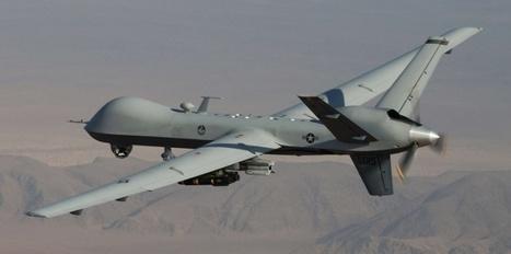 Vers la création d'un drone de surveillance européen ? | Nouvelles du monde numérique | Scoop.it