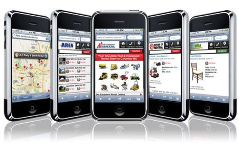 Etude US sur l'impact de la présence sur mobile pour un retailers dans ses points de ventes | Mobile & Magasins | Scoop.it