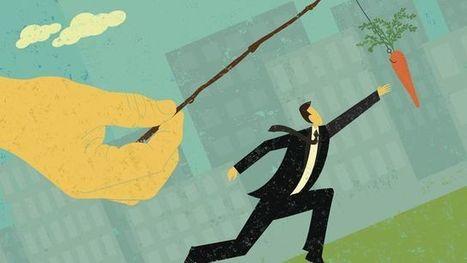 Sept trucs à connaître pour rester motivé au travail et ailleurs | Quatrième lieu | Scoop.it
