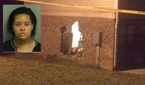 Child abuse charges filed against woman who crashed into her own home, Raleigh police say - WNCN | Denizens of Zophos | Scoop.it