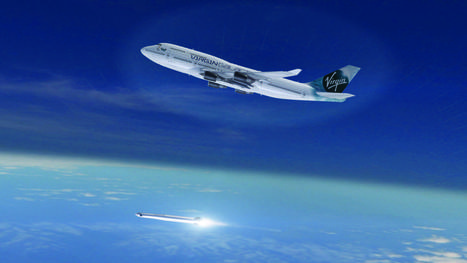 See How Virgin Galactic Plans to Launch Satellites From a 747   More Commercial Space News   Scoop.it