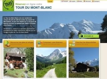 Réserver les refuges de son Tour du Mont-Blanc en ligne, ça marche fort ! | montagne | Scoop.it