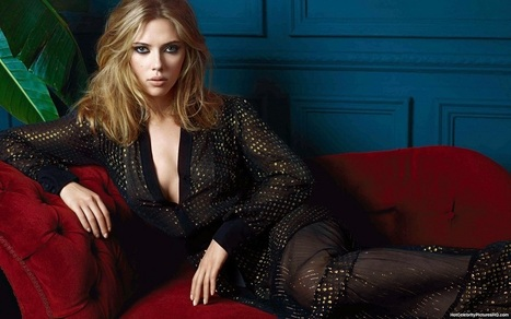 Hot Actress Scarlett Johansson | Fashion and Beauty | Scoop.it