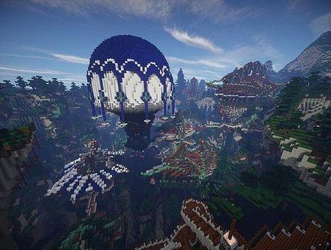 Pangea – Mystvale Map   Minecraft 1.7.4/1.7.2   Map for Minecraft   Scoop.it
