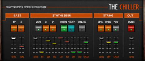 FREE Reaktor Ensemble - The Chiller | Créer des rythmes et des mélodies en toute liberté sur le Web | Scoop.it