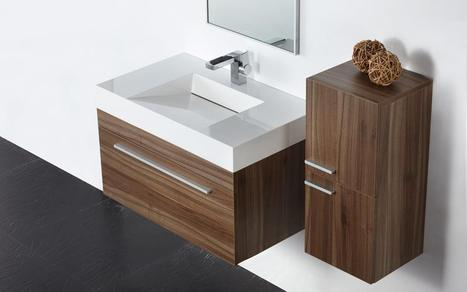 Four Widely Accepted Bathroom Ideas | Baths Vanities | Scoop.it