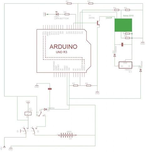 Arduino Power Failure Alarm | Mehdi Lauters's blog | Open Source Hardware News | Scoop.it
