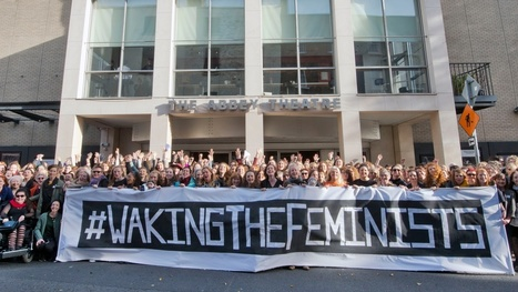 Lian Bell: #WakingTheFeminists still waiting for the Abbey | The Irish Literary Times | Scoop.it