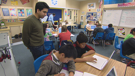 Khan Academy: The future of education? - CBS News | Flipping The Classroom PCHS | Scoop.it
