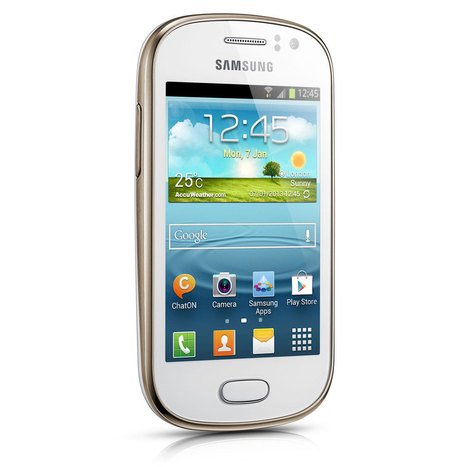 Samsung Galaxy Fame GT-S6810P – Smartphone Android | High-Tech news | Scoop.it