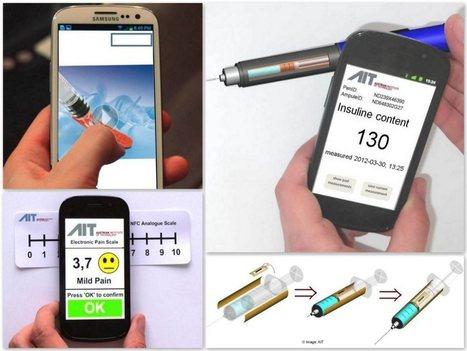 Imaginer de nouveaux services dans le domaine de la santé grâce au NFC | Innovation du coala | Scoop.it
