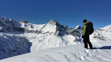 Sur la crête de l'Aiguillette le 26 novembre 2013 - Photos from Maxime Teixeira's post | Facebook | Vallée d'Aure - Pyrénées | Scoop.it