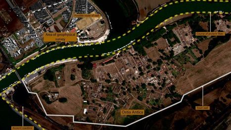 Ancient Roman port 'larger than thought', researchers find - BBC News | Archaeology & Archaeological News | Scoop.it