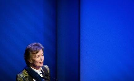 Mary Robinson named UN special climate change envoy   Sustain Our Earth   Scoop.it