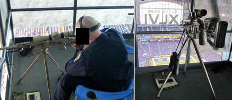 The Sniper's Nest At Super Bowl XLVI | Disinformation | Criminal Justice in America | Scoop.it