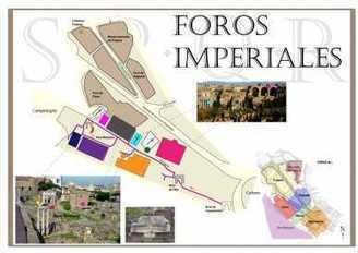 Audioguía AudioViator - Los Foros Imperiales (Roma, Italia)   Mundo Clásico   Scoop.it