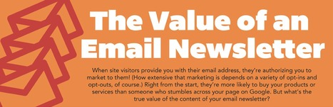 Infographic: Why Are Email Newsletters Effective? | Bibliotecas Escolares | Scoop.it