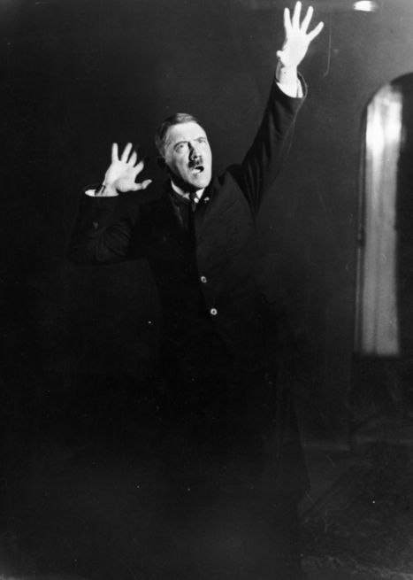 These Photos Of Adolf Hitler After Prison Release Are Unbelievable | Strange days indeed... | Scoop.it