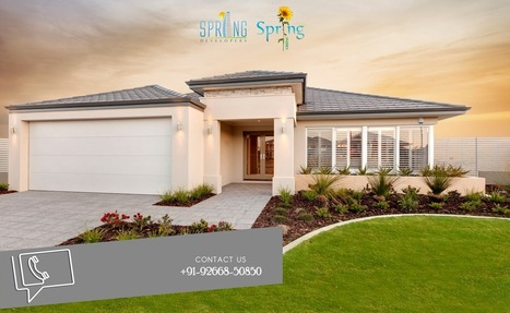Spring Greens Lucknow for princely living style | Noida Property | Scoop.it
