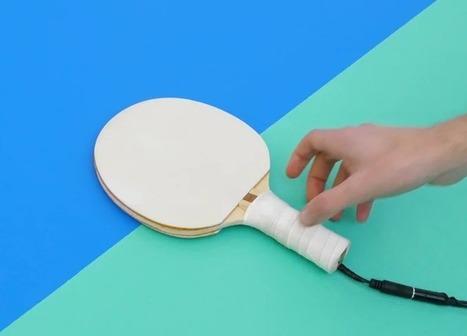 Ping Pong FM est le meilleur sport de soirée jamais imaginé | The Creators Project | Bib-bib-bib Youpi | Scoop.it