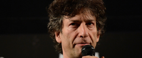 An Interview With Neil Gaiman, the Internet's Favorite... - The New Republic   The Giants of Fantasy Fiction   Scoop.it