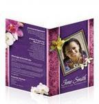 Memorial Program Template Microsoft Word Floral Download Easy | Catholic Funeral Program | Scoop.it