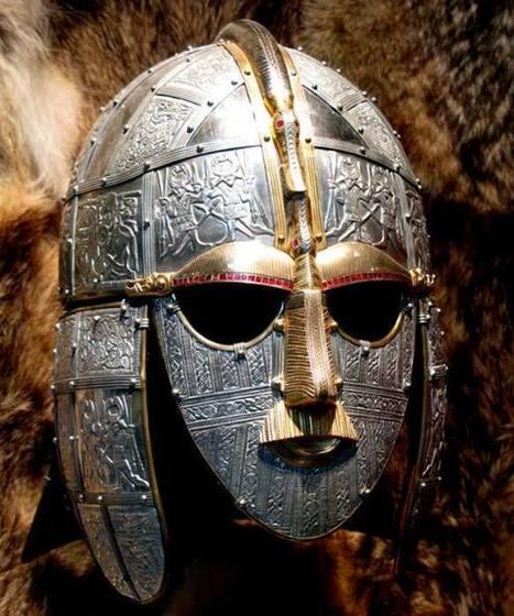 Desenterrado palacio real anglosajón cercano al antiguo cementerio de Sutton Hoo | Centro de Estudios Artísticos Elba | Scoop.it