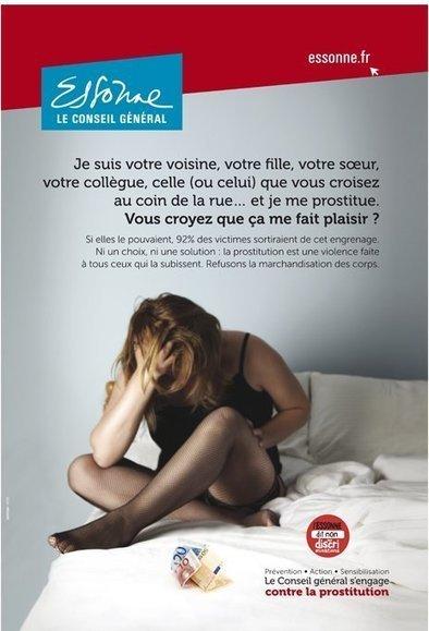 Le Conseil Général de l'Essonne lutte contre la prostitution | TIC & Communication Territoriale | Scoop.it