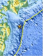 Magnitude 6.0 - OFF THE EAST COAST OF HONSHU, JAPAN | Japan Tsunami | Scoop.it