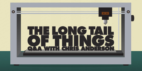 The Long Tail of Things: Q&A with Chris Anderson | Beyond Marketing | Scoop.it