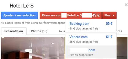 Google Hotel Finder: 1ers hôtels indépendants avec prix en direct en ligne ! Hotel Marketing 35 | E-Tourisme Mobile | Scoop.it