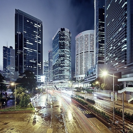 Hong Kong Cityscapes by Jens Fersterra | Excell GCSE Force | Scoop.it