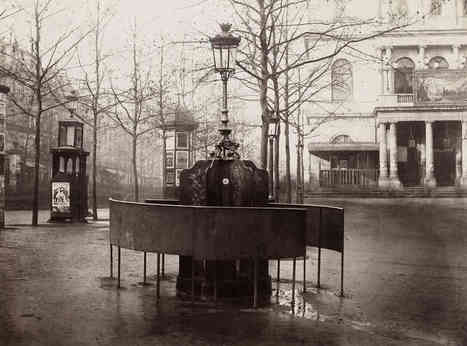 An Insider's View Of 19th-Century Paris (Even The Urinals) | Emerging Media (while dreaming of Paris!) | Scoop.it