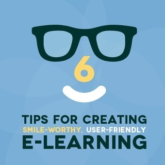 6 Tips for Creating Smile-Worthy, User-Friendly eLearning - eLearning Industry | Verkkoviestintä | Scoop.it