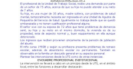 Caso Práctico en una Unidad de Servicios Sociales | Competencias de la práctica del trabajo social | Scoop.it